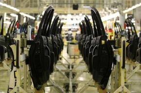 В Петербурге завод General Motors останавливается на две недели