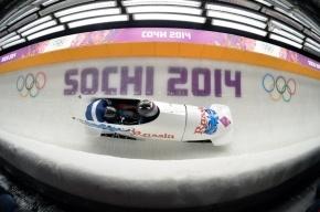 Золото бобслеистов вывело Россию на второе место в медальном зачете Олимпиады