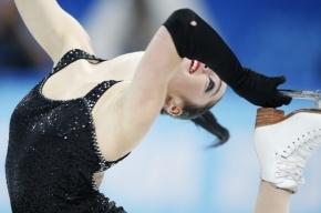 Россия лидирует в командном турнире фигуристов в Сочи