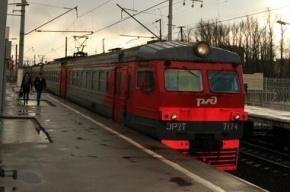 Двое «зацеперов» избили машиниста электрички Ораниенбаум-Петербург