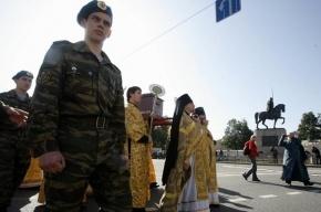 Молодежный крестный ход перекроет движение по улицам Петербурга