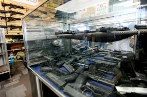 В Госдуме предложили сажать на два года за небрежное хранение оружия