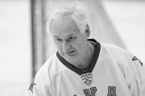Скончался самый титулованный тренер в истории СКА Валерий Шилов