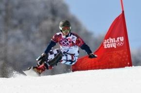 Российский сноубордист Вик Уайлд показал лучшее время в квалификации в параллельном слаломе