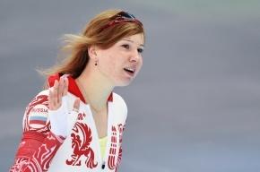 Скоростной бег на коньках, женщины, 500 метров: у Фаткулиной серебро!