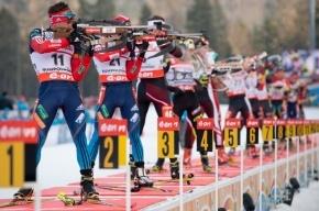 Биатлонист Евгений Гараничев принес России десятую медаль Олимпиады