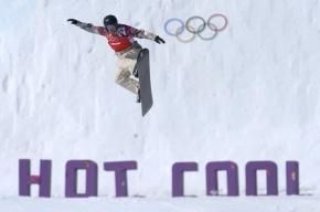 Сноубордист Олюнин принес России серебро Игр в Сочи