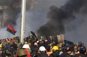 Количество убитых в центре Киева может составлять до 100 человек