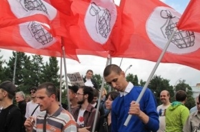 На несогласованный марш другороссов выйдут активисты левых организаций
