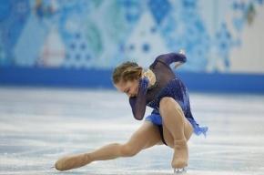 Фигуристы принесли России первое золото Олимпиады