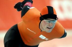 Голландский конькобежец Крамер установил олимпийский рекорд в Сочи