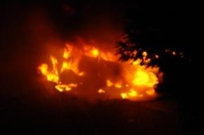 Двое детей сгорели в «Газели» после ДТП под Петербургом