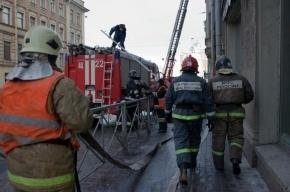 При пожаре в психбольнице в Ленобласти эвакуированы 73 человека