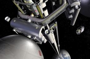 К 2050 году учёные построят «космический лифт»