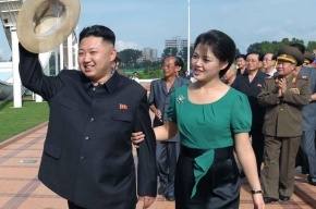 Корейские СМИ: жена Ким Чен Ына ждет второго ребенка