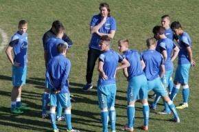 «Зенит» проведет три товарищеских матча в Турции