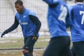 «Зенит» обыграл эстонский клуб «Нарва-Транс» благодаря дублю Рондона