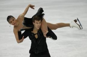 Фигуристы Ильиных и Кацалапов завоевали «бронзу» в танцах на льду