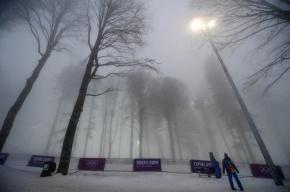 Мужской масс-старт по биатлону вновь отложен из-за сильного тумана