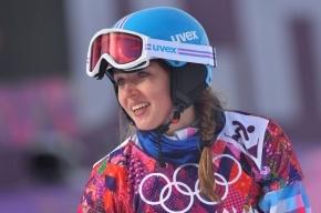 Параллельный гигантский слалом, сноуборд, женщины: Алена Заварзина завоевала бронзу!