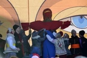 В разных районах Петербурга Масленицу отметят гуляниями 2 марта