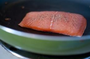 Красная рыба продлит жизнь человека на два года