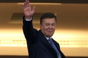 Виктор Янукович отказался уйти в отставку