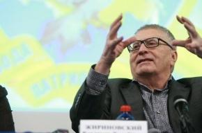 Жириновский хочет изменить законы о спорте из-за ухода Плющенко