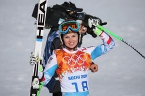 Анна Феннингер из Австрии выиграла «золото» в супергиганте