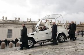 «Харлей» Папы Римского продан с аукциона за 241,5 тыс евро