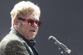 Детей могут не пустить на концерт Элтона Джона в Петербурге