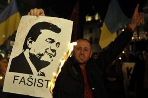 Янукович, спрятавшийся в монастыре, объявлен в розыск