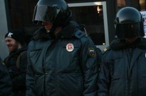 В Москве задержаны активисты, вернувшиеся из Украины