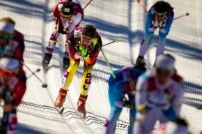 Биатлонистка Ольга Вилухина принесла России первое серебро
