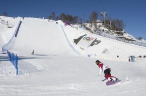 Соболев вышел в полуфинал олимпийских соревнований по слоупстайлу