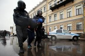 Двое пьяных петербуржцев избили битой мужчину, проводившего соцопрос
