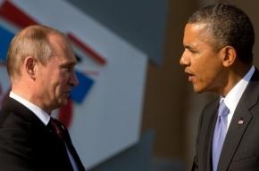 Путин и Обама обсудили по телефону ситуацию в Украине