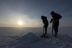 Пропавших в Финском заливе рыбаков ищет ледокол «Капитан Зарубин»