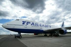 Самолет компании «Трансаэро» аварийно сел в аэропорту Варшавы