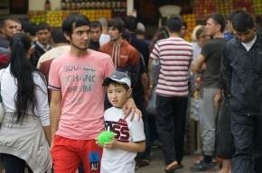 Население Петербурга увеличилось на 100 тысяч человек за счет мигрантов