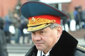 Шойгу назвал «бредятиной» слухи о полном развале российской армии