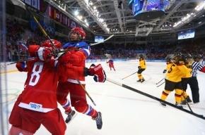 Женская сборная России по хоккею заняла первое место в олимпийской группе