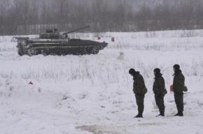 Три человека погибли при взрыве в танке в Хабаровском крае