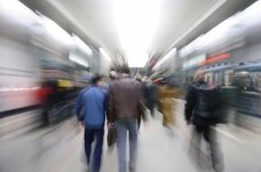 В московском метро у женщины украли 4 млн рублей