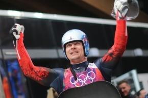 Россия стала серебряным призером по санному спорту в эстафете