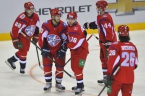 Швейцарцы отказались от тренировочного матча с российскими хоккеистами