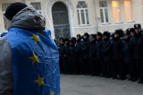 Власти Украины расформировали «Беркут»