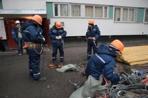 Площадь пожара в центре Москвы составила 2500 квадратных метров