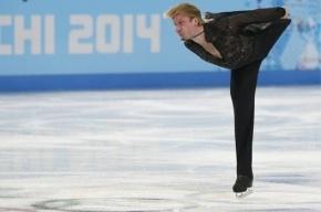 Плющенко снялся с Олимпиады в Сочи из-за травмы спины