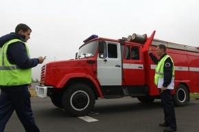 Гимназия на Маяковского эвакуирована из-за возгорания в электрощите